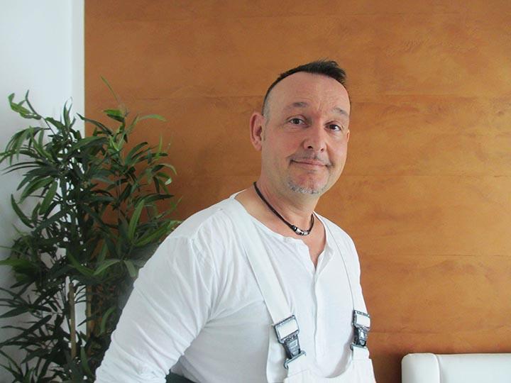 Stanislaus Andraschko - Inhaber, Maler