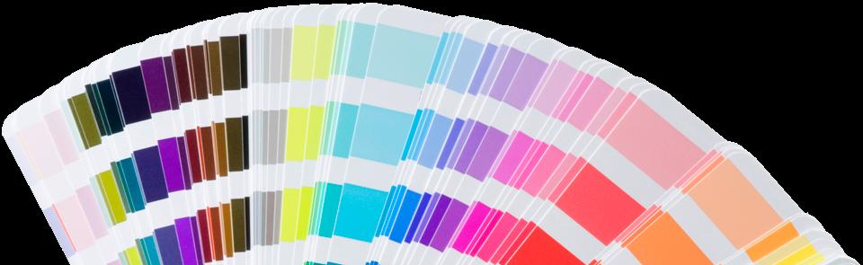Unbegrenzte Farbwelten
